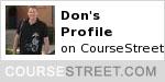 Professor Cooper's Profile